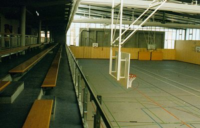 Sporthalle Greuth